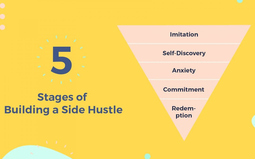 5 Stages of Building a Side Hustle